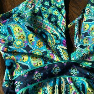 Laundry By Shelli Segal Swim - Laundry by ShellI Segal Swim Suit one piece boho